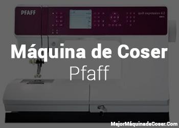 Máquina de Coser Pfaff