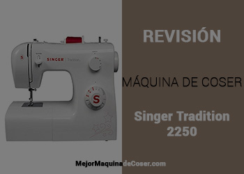 Logo Singer tradition 2250