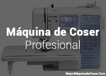 Máquina de Coser Profesional