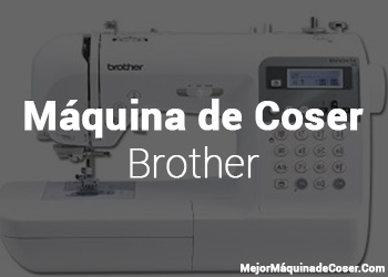 Máquina de Coser Brother