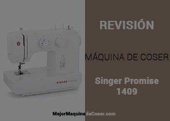 Máquina de Coser Singer Promise 1409