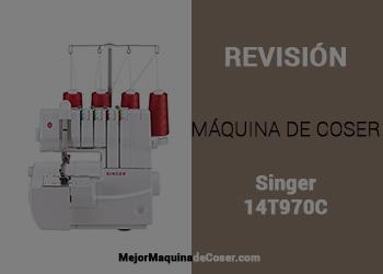 Máquina de Coser Singer 14T970C