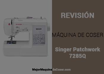Máquina de Coser Singer Patchwork 7285Q
