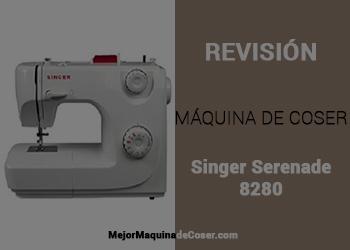 Máquina de Coser Singer Serenade 8280