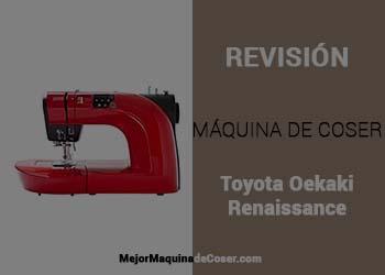 Máquina de Coser Toyota Oekaki Renaissance
