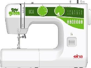 Maquina de Coser Elna Sew Green