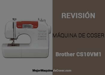 Máquina de Coser Brother CS10VM1