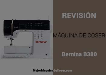 Logo Bernina B380