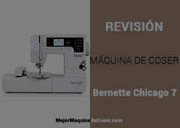 Máquina de Coser Bernette Chicago 7