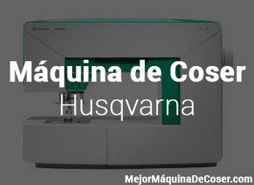 Máquina de Coser Husqvarna
