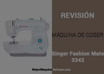 Logo Singer Fashion Mate 3342