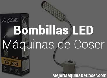 Bombilla LED para Máquinas de Coser