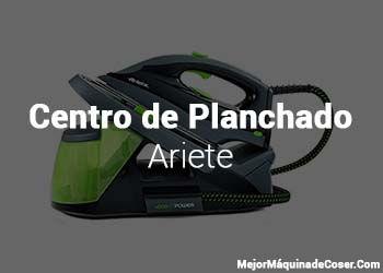 Centro de Planchado Ariete