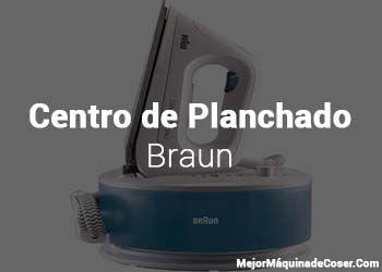 Centro de Planchado Braun