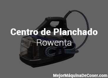 Centro de Planchado Rowenta