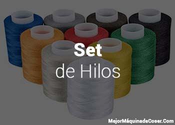 Set de Hilos