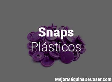 Snaps Plásticos