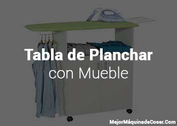 Tabla de Planchar con Mueble