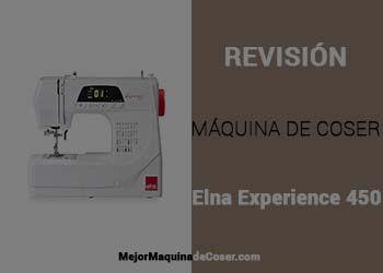 Máquina de Coser Elna Experience 450