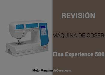 Máquina de Coser Elna Experience 580