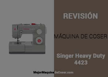 Logo Singer Heavy Duty 4423
