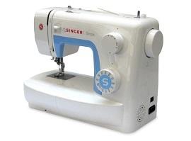 Máquina de Coser Singer Simple n3221 inicio