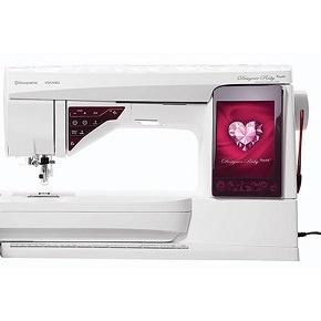 Máquina de Coser Husqvarna Viking Designer Ruby Royale