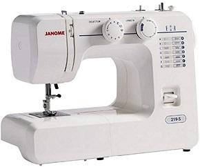 Máquina de Coser Janome 219S