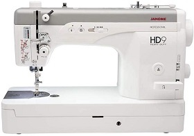 Máquina de Coser Janome Profesional HD9