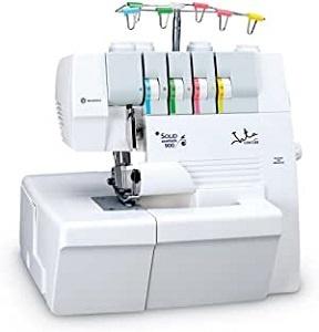 Máquina de Coser Jata OL900 conclusiones