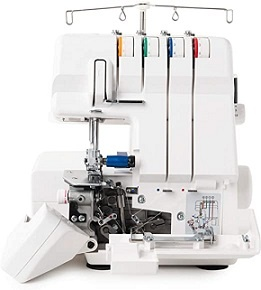 Máquina de Coser Juki MO4S conclusiones