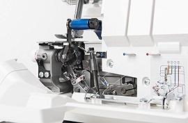 Máquina de Coser Juki MO4S opiniones