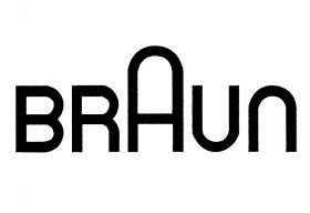 Plancha de Vapor Braun logo