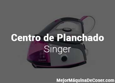 Centro de Planchado Singer