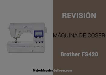 Máquina de Coser Brother Innovis F420