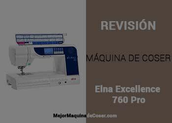 Logo Elna Excellence 760 Pro