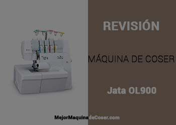 Máquina de Coser Jata OL900