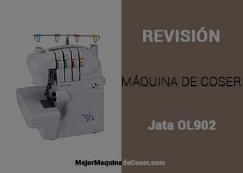 Máquina de Coser Jata OL902