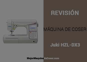 Máquina de Coser Juki HZL-DX3