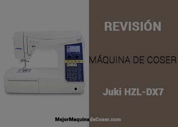 Máquina de Coser Juki HZL-DX7
