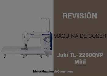 Máquina de Coser Juki TL-2200QVP Mini