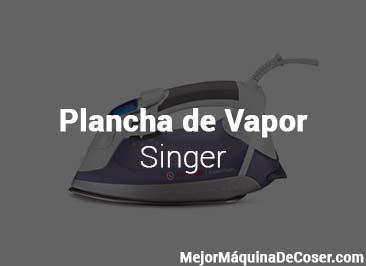 Plancha de Vapor Singer