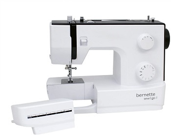 Maquina De coser Bernette Sew&Go1 conclusiones