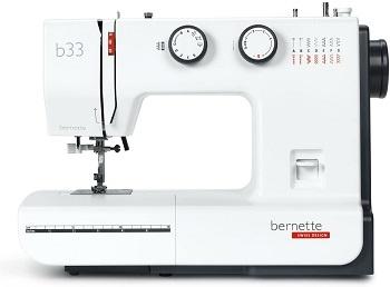 Máquina de Coser Bernette b33 opiniones