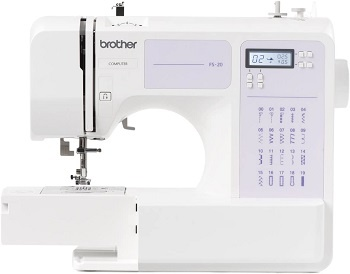 Máquina de Coser Brother FS20 conclusiones