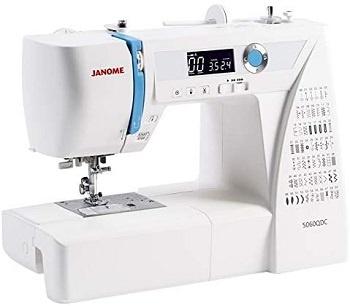 Maquina de Coser Janome 5060 QDC opiniones
