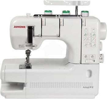 Máquina de Coser Janome Coverpro 900cpx