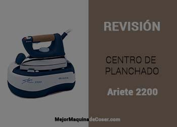 Centro de planchado Ariete 2200