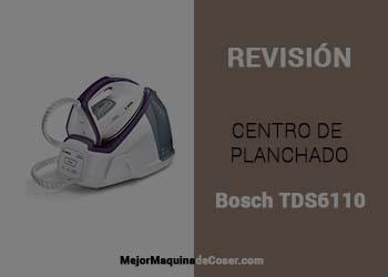 Centro de Planchado Bosch Hogar TDS6110