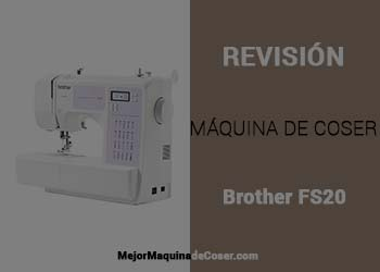 Máquina de Coser Brother FS20